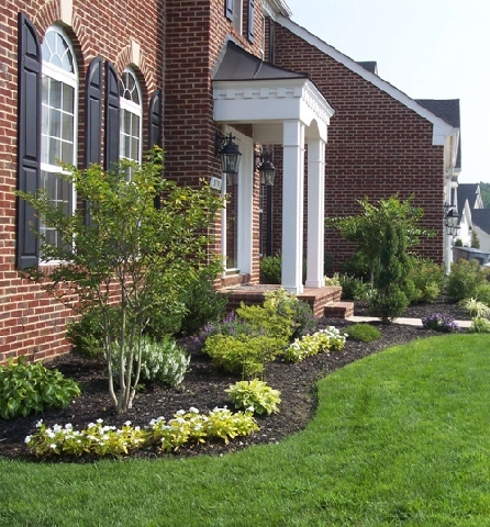 Front Yard Designs On A Budget  Landscaping Ideas